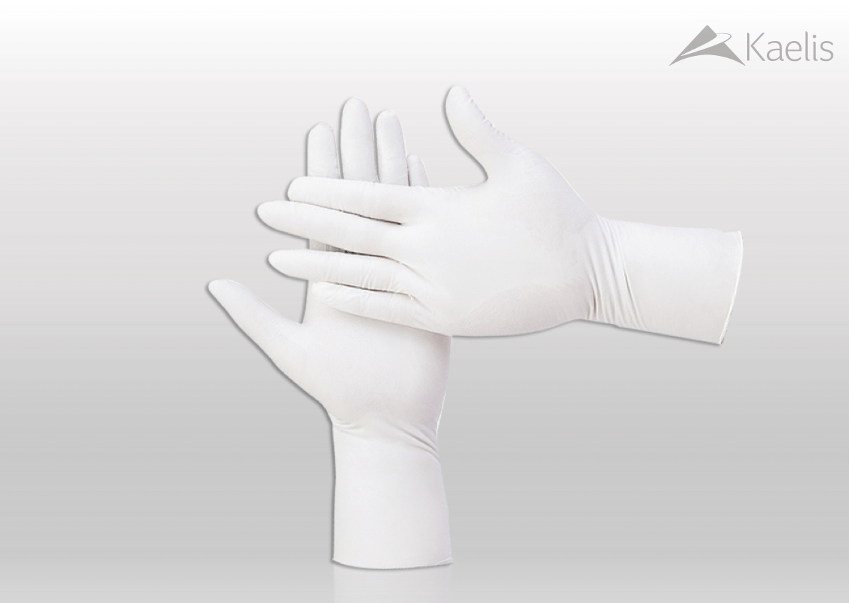 PPE Powdered 5g Latex Gloves