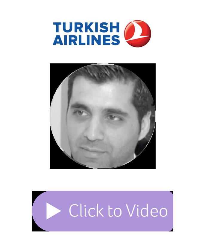 Turkish Airlines Testimonial