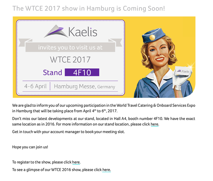 Kaelis News March 2017